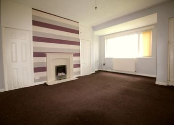 Thumbnail 2 bed flat to rent in Exeter Road, Wallsend
