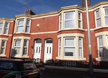 Thumbnail 3 bedroom property to rent in Adelaide Road, Liverpool