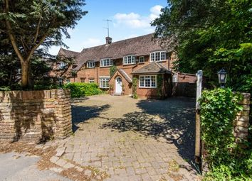 Thumbnail 4 bed semi-detached house to rent in New Inn Lane, Burpham, Guildford