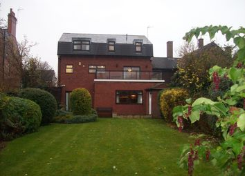 Thumbnail 4 bed detached house to rent in Lincoln Road, Peterborough