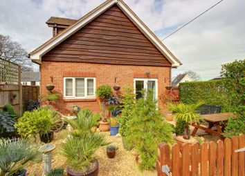 Thumbnail 2 bed detached house for sale in Street End, North Baddesley, Hampshire