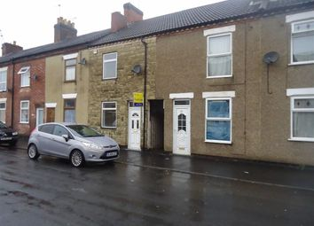 Thumbnail 2 bed terraced house to rent in Stafford Street, Burton On Trent, Staffordshire