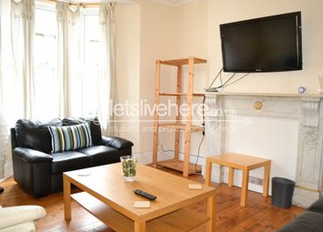 Thumbnail 7 bed terraced house to rent in Heaton Park Road, Heaton, Newcastle Upon Tyne