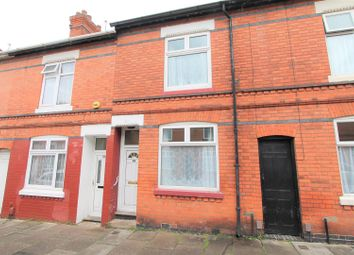 Thumbnail 3 bed terraced house for sale in Chepstow Road, Evington, Leicester