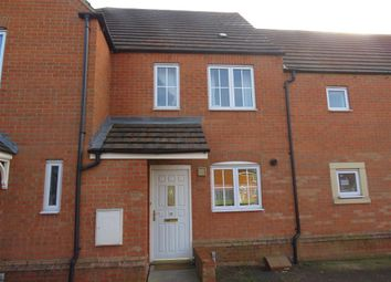 Thumbnail 2 bedroom terraced house for sale in Bayston Court, Peterborough