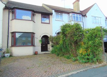 Thumbnail 3 bed terraced house for sale in Foxearth Road, South Croydon