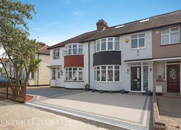 Thumbnail 4 bed terraced house for sale in Marlow Drive, North Cheam, Sutton