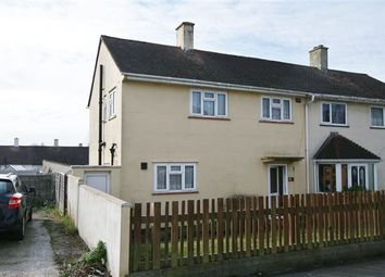 Thumbnail 3 bed semi-detached house to rent in Mousehole Road, Paulsgrove, Portsmouth, Hampshire