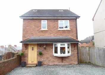 Thumbnail 4 bed detached house for sale in St Albans Road, Tanyfron, Wrexham