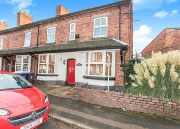 Thumbnail 2 bedroom end terrace house for sale in Barbara Street, Tamworth, Staffordshire, West Midlands