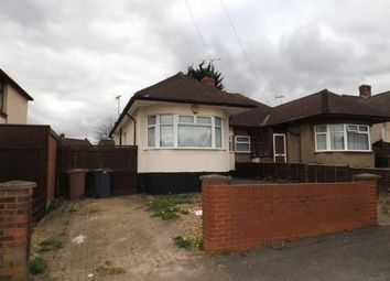Thumbnail 3 bedroom bungalow for sale in Stanford Road, Luton, Bedfordshire