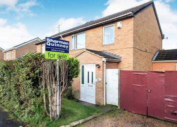 Thumbnail 3 bedroom semi-detached house for sale in Abbotsbury, Orton Malborne, Peterborough