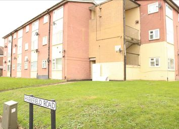 Thumbnail 1 bedroom flat for sale in Harefield Court, Dallow Road, Luton