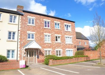 Thumbnail 2 bed flat for sale in Jason House, Swindon