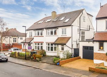 Thumbnail 5 bedroom link-detached house for sale in Grosvenor Road, Muswell Hill