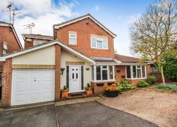 Thumbnail 4 bed detached house for sale in Burnside Close, Kirkby-In-Ashfield, Nottingham