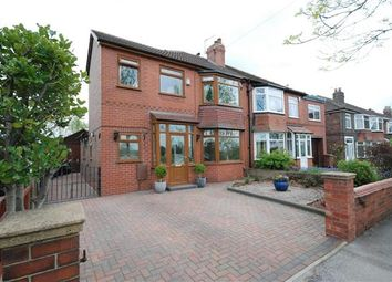 Thumbnail 3 bed semi-detached house for sale in Heywood Old Road, Bowlee, Manchester