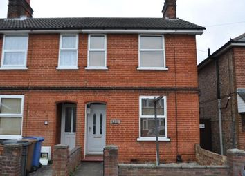 Thumbnail 3 bedroom end terrace house to rent in Cromer Road, Ipswich