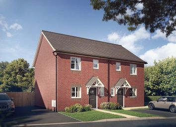Thumbnail 2 bed semi-detached house for sale in Brookfarm Drive, Malvern