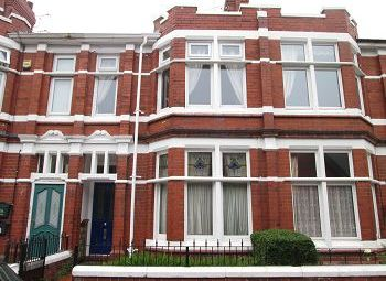 Thumbnail 3 bed terraced house for sale in Sherwin Street, Crewe