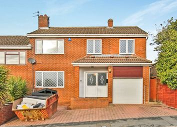 Thumbnail 4 bed semi-detached house for sale in Brookside, Witton Gilbert, Durham