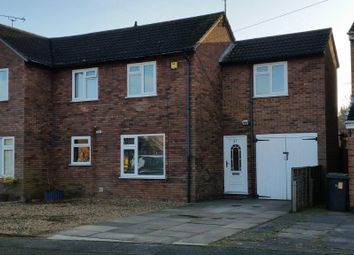 Thumbnail 2 bed semi-detached house to rent in Christopher Drive, Thurmaston, Leicester