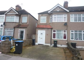 Thumbnail 3 bed end terrace house for sale in Newbury Avenue, Enfield