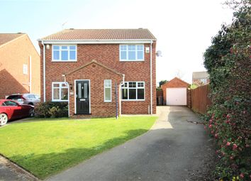 Thumbnail 2 bed semi-detached house to rent in Kendal Gardens, Tockwith, York