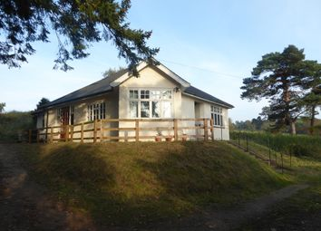 Thumbnail 3 bed detached bungalow for sale in Page Boy Lodge, Yarmouth Road, Kirby Cane