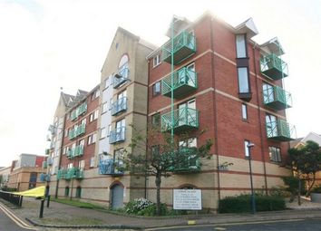 Thumbnail 2 bed flat for sale in Catrin House, Maritime Quarter, Swansea