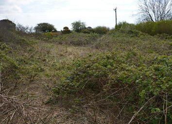 Thumbnail Land for sale in Prospect Row, Ashton, Helston