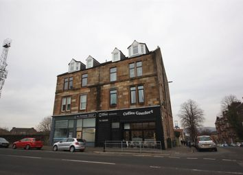 Thumbnail 3 bed flat to rent in Robertson Street, Greenock