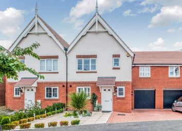 Thumbnail 4 bed end terrace house for sale in Offord Grove, Leavesden, Watford
