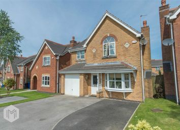 Thumbnail 4 bed detached house for sale in Compton Close, Hindley, Wigan, Lancashire
