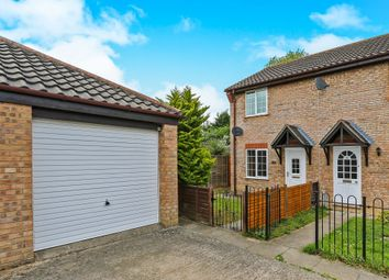 Thumbnail 2 bedroom end terrace house for sale in Keeling Way, Attleborough