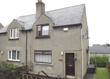 Thumbnail 2 bed semi-detached house for sale in Clark Street, Bannockburn, Stirling