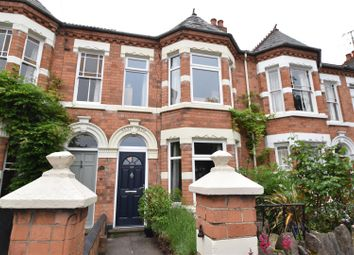 Thumbnail 4 bed terraced house for sale in Shrubbery Road, Worcester, Worcestershire