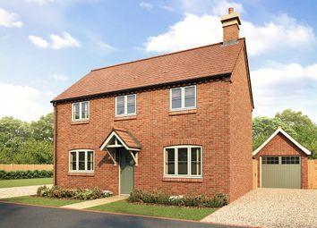 """Thumbnail 3 bedroom detached house for sale in """"Rowan"""" at Burcote Road, Towcester"""
