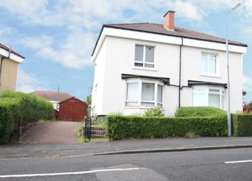 Thumbnail 2 bed semi-detached house for sale in Warriston Crescent, Riddrie, Glasgow