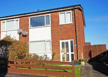 Thumbnail 3 bed semi-detached house for sale in Birch Crescent, Cefn Hengoed