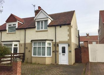 Thumbnail 2 bed semi-detached house for sale in Harton Rise, South Shields