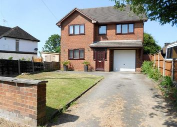 Thumbnail 4 bed detached house for sale in Hungerford Road, Sydney, Crewe, Cheshire