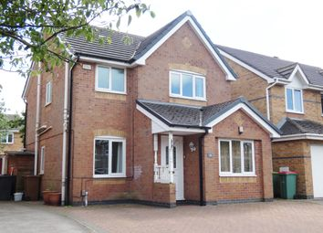 Thumbnail 4 bed detached house to rent in Teil Green, Fulwood, Preston