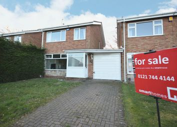 3 bed detached house for sale in Chesterwood, Hollywood, Birmingham B47