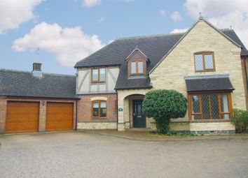 Thumbnail 5 bed bungalow to rent in Alice Court, Crick, Northampton