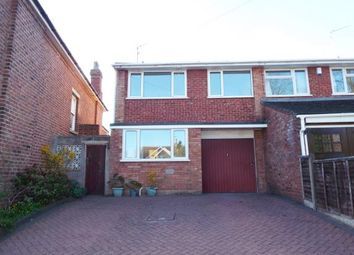 Thumbnail 4 bed semi-detached house for sale in High Park Avenue, Stourbridge, West Midlands