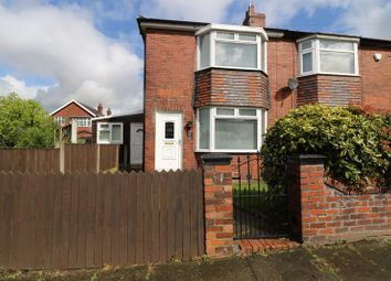 Thumbnail 2 bed semi-detached house for sale in Eastham Avenue, Bury