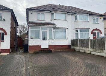 Thumbnail 3 bed semi-detached house for sale in Oxhill Rd, Handsworth