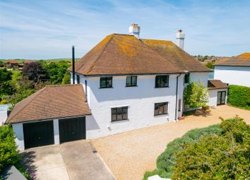 Thumbnail 4 bedroom detached house for sale in Firle Road, Seaford