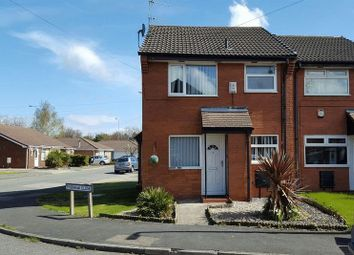 Thumbnail 1 bed semi-detached house for sale in Thornham Close, Upton, Wirral